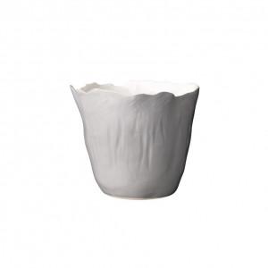 Ghiveci gri din ceramica 13 cm Guz Bloomingville