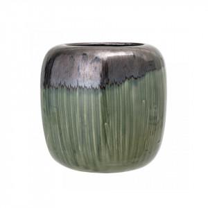 Ghiveci verde din ceramica 20 cm Nature Bloomingville