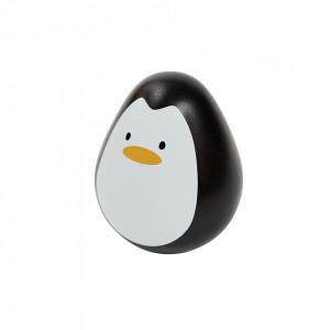 Jucarie multicolora din lemn Penguin Plan Toys
