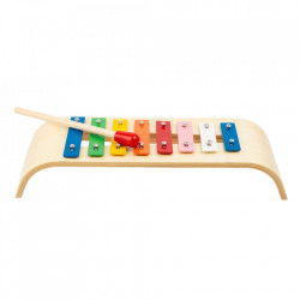 Jucarie muzicala din lemn Xylophone Small Foot