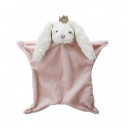 Jucarie plus din poliester Pink Bunny Bloomingville