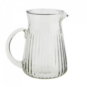 Latiera transparenta din sticla 10x14 cm Golp Madam Stoltz