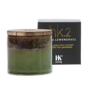 Lumanare parfumata Asian Lemongrass HK Living