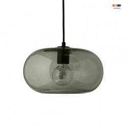 Lustra verde din sticla Kobe Frandsen Lighting