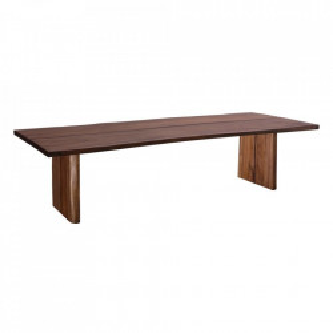Masa dining maro din lemn de suar 110x300 cm Alondra Denzzo