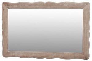 Oglinda din lemn de plop si MDF 60x100 cm Pesaro Long Livin Hill