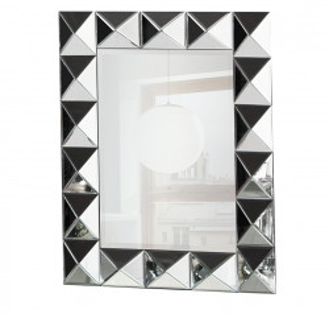 Oglinda dreptunghiulara din MDF 70x90 cm Moore Giner y Colomer