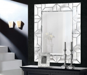 Oglinda dreptunghiulara din sticla 75x100 cm Orra Giner y Colomer