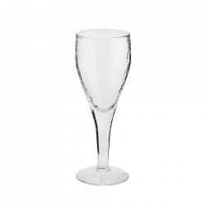 Pahar transparent din sticla pentru vin 7x19 cm Vital Madam Stoltz