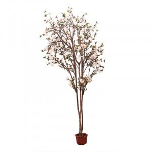 Planta artificiala cu ghiveci din poliester si plastic 302 cm Almendro Vical Home