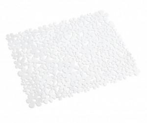 Protectie pentru chiuveta 31x26 cm Flower White Wenko