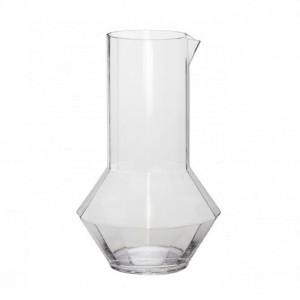 Recipient transparent din sticla Elsy Hubsch