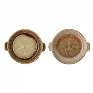 Set 2 boluri multicolore din ceramica Willow Creative Collection