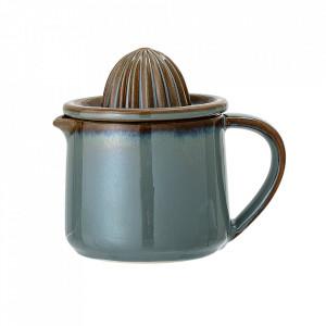 Storcator pentru citrice verde din ceramica 350 ml Pixie Bloomingville