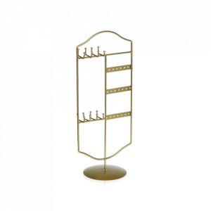Suport auriu din metal pentru accesorii 30,5 cm Bijoux Holder Versa Home