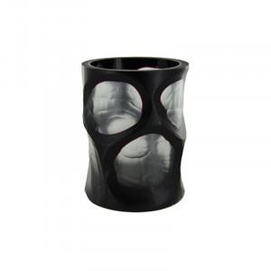 Suport din sticla pentru lumanare 10 cm Seph Lifestyle Home Collection