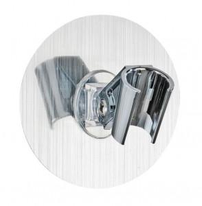 Suport dus argintiu din plastic ABS Osimo Wenko