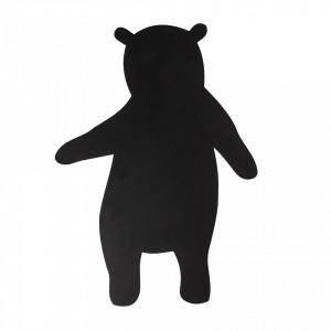 Tabla neagra din MDF 100 cm Bear Bloomingville