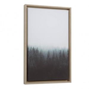 Tablou multicolor din canvas si MDF 30x50 cm Annelise Kave Home