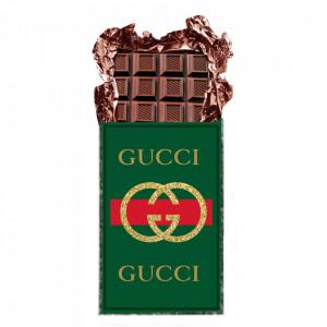 Tablou multicolor din sticla 60x80 cm Chocolate Ter Halle
