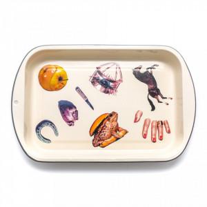 Tava bej din email 56 x 29cm Baking Dish Toiletpaper Seletti