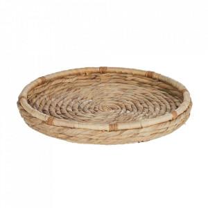 Tava maro din fobre naturale 40 cm Colomba Kave Home