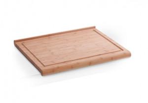 Tocator dreptunghiular maro din lemn 38x48 cm Baking Carving Board Zeller