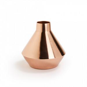 Vaza cupru 22 cm Carlyn Kave Home