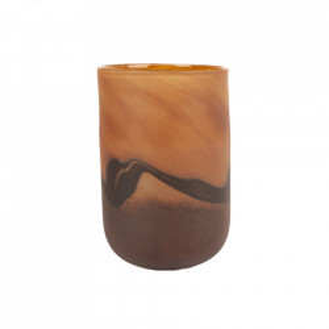 Vaza din sticla 30 cm Hadley Lifestyle Home Collection