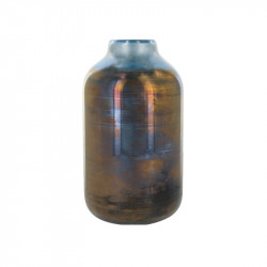 Vaza multicolora din sticla 27 cm Avon Lifestyle Home Collection