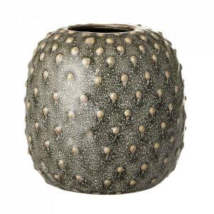 Vaza verde din ceramica 14 cm Ujoka Bloomingville