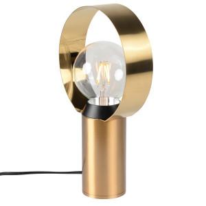 Veioza aurie din metal 28 cm Duchess Gold Zago