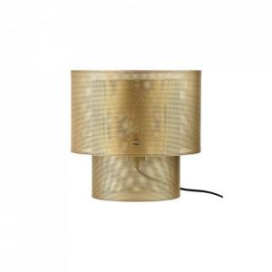 Veioza maro alama din otel 32 cm Cyla Table Brass Bolia