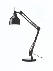 Veioza neagra din metal 68 cm Job Frandsen Lighting