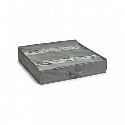 Organizator gri din fleece Shoe Storage Box Zeller
