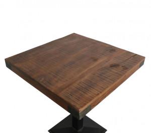Blat maro din lemn 70x70 cm Factory Market Raw Materials
