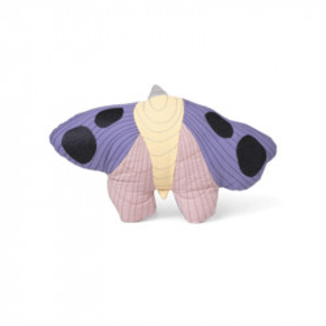 Perna decorativa multicolora din bumbac 32x47 cm Moth Ferm Living
