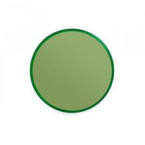 Oglinda rotunda verde din metal 45 cm You're So Ugly M Bold Monkey
