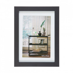 Rama foto neagra din MDF 30x40 cm Shift Be Pure Home