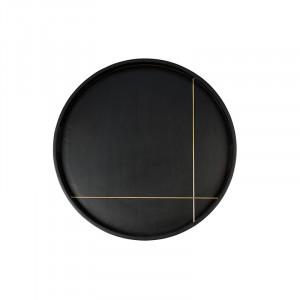 Tava rotunda din lemn 65 cm Mavin LifeStyle Home Collection