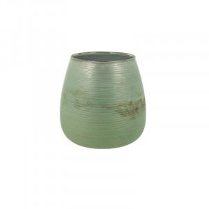 Suport din sticla pentru lumanare 10 cm Mori Basil Lifestyle Home Collection