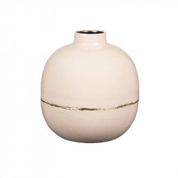 Vaza nude din metal 27 cm Maiya Alle Lifestyle Home Collection