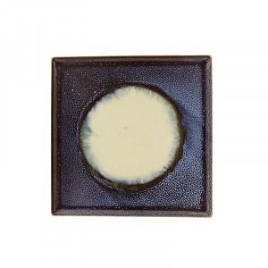 Tava patrata multicolora din ceramica 31x31 cm Linn LifeStyle Home Collection