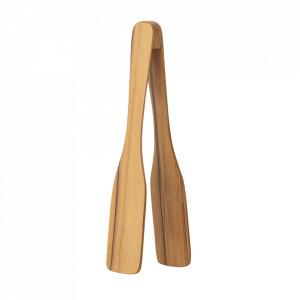 Cleste maro din lemn de tec Till Bloomingville
