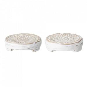 Set 2 protectii masa din ceramica Camellia Bloomingville