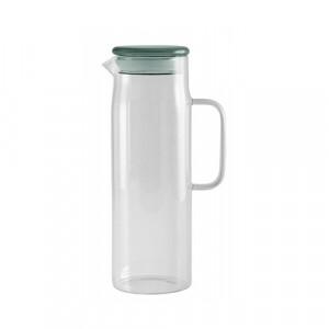 Carafa transparenta din sticla 1,5 L Alana Nordal