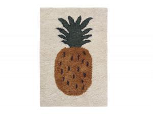 Covor multicolor din lana si bumbac 120x180 cm Fruticana Pineapple Big Ferm Living