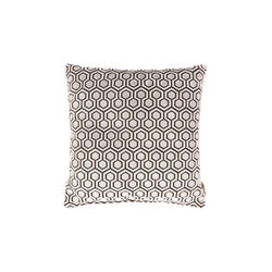Perna gri deschis din textil 45x45 cm Dean Light Grey Dutchbone