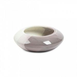 Bol mov deschis din ceramica 24 cm Archetyp La Forma