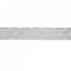 Banda adeziva argintie 10 m Dots Madam Stoltz
